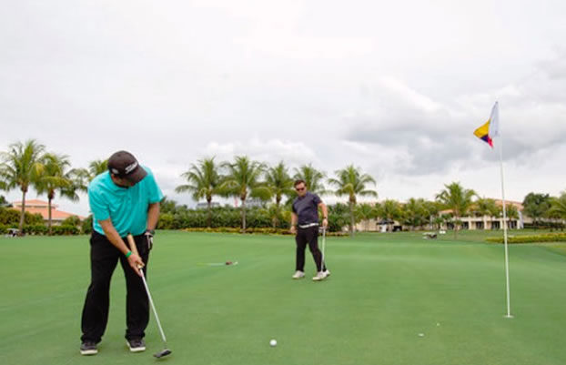 Carlitos Jimenez Golf Tournament - Bambi International Foundation