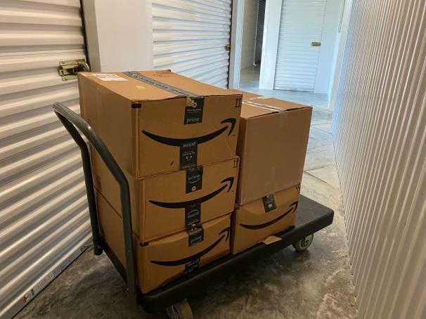 Donation boxes on their way to Venezuela!