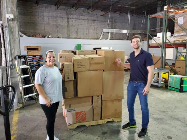 More donations going to Venezuela!